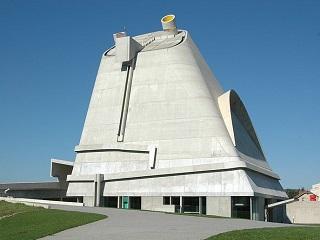 Photo of Le Corbusier's Église Saint-Pierre de Firminy