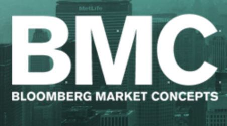 Screen capture of logo for BMC: Bloomberg Market Concepts