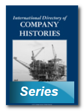 "Screen capture of the cover of a volume of ""International Directory of Company Histories"""