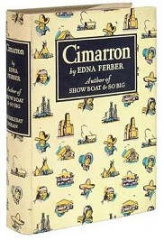 Image of a book, Cimarron by Edna Ferber