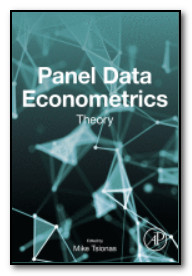 Cover of book: Panel Data Econometrics: Theory