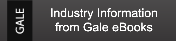 Logo for a series of industry handbooks from Gale via SFU. Click to access.