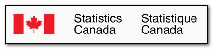 Logo of Statistics Canada