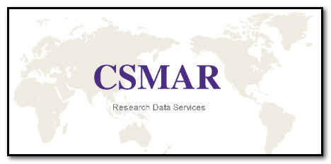 Logo for CSMAR: Research Services
