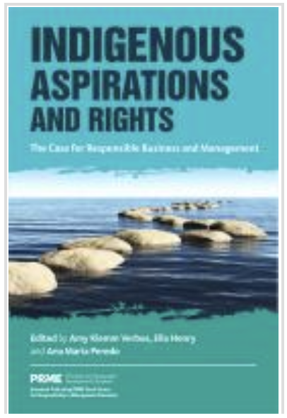Cover of book: Indigenous Aspirations and Rights