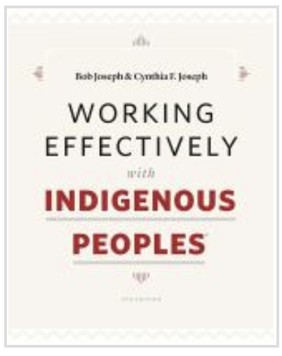 Cover of book: Working Effectively With Indigenous Peoples