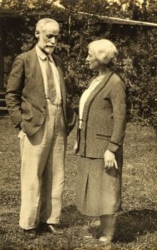 J.S. and Lucy Woodsworth