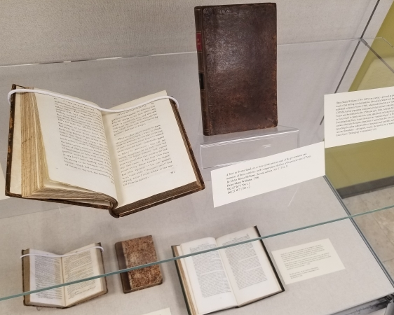 Women of the Wordsworth Collection Exhibit