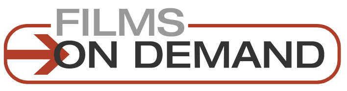 Logo of the Films on Demand streaming video collection.