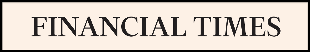 Logo of the Financial Times