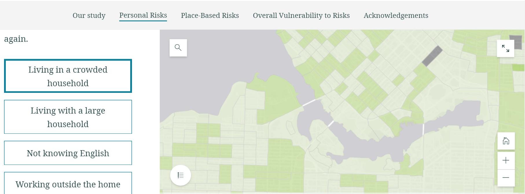 covid-19 vulnerability