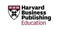 logo of Harvard Business Publishing: Education