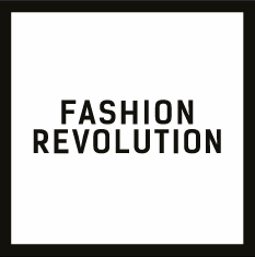 Logo of the Fashion Revolution site